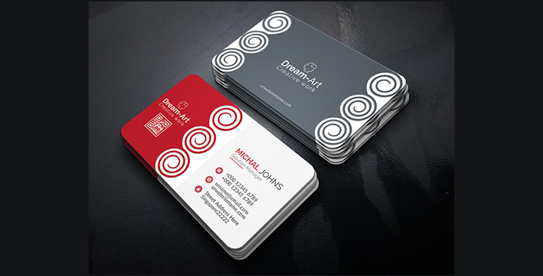 Modern Business Card - Graphic Reserve