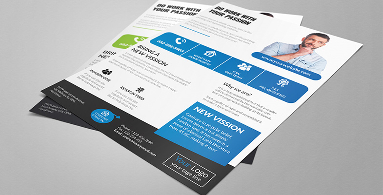 Corporate Flyer - Graphic Reserve