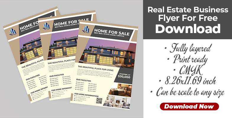 Real Estate EDDM Postcard Template Download - Graphic Reserve