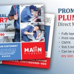 Professional Plumber Cover Image