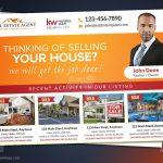 Real Estate marketing EDDM Template