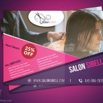 Salon EDDM postcard