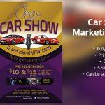 Car Show Promotional Flyer